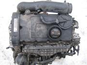 Двигатель на Audi A4 2.0ТDI  BKD,  AZV